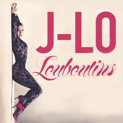 Jennifer Lopez – Louboutins (single cover art)