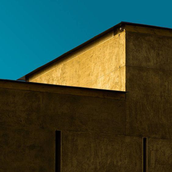 Minimalist Geometric Architecture of Milan Expo 2015 – Fubiz Media