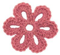 Crochet Flower Power Tutorial
