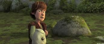 How To Train Your Dragon - Hiccup.