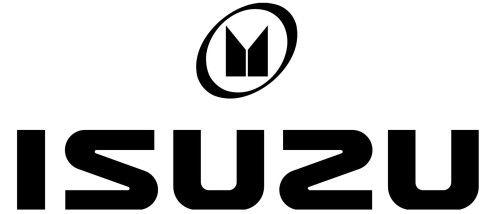 Japanese Car Brands >> Japanese Car Brands Isuzu Logo Logos Automotive Logo