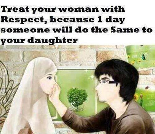 Islamic Marriage Quotes for Husband and Wife are About Marriage In Islam with Love, Islamic Wedding is a blessed contract between a man and a woman(Muslim Husband and Wife) Why islam is anti valentines day?,  #about #husband #islam #islamic #marriage #quotes