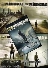 The Walking Dead First-Fifth Season 1-5 One-Five (DVD 21-Disc) 1 2 3 4 5 ZOMBIES