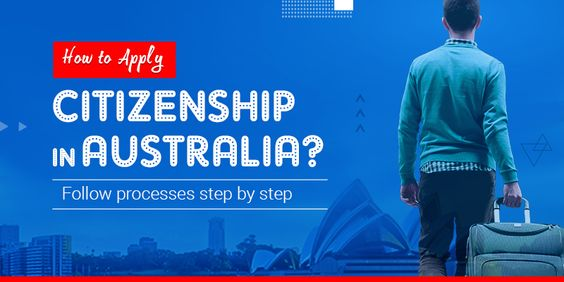 How to apply citizenship in Australia