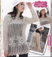 "Gallery.ru / Valera22 - Альбом ""Crochet sweater 2009"""