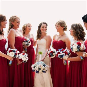A Ruby Red Wedding - Wedding- Red wedding and Ruby red