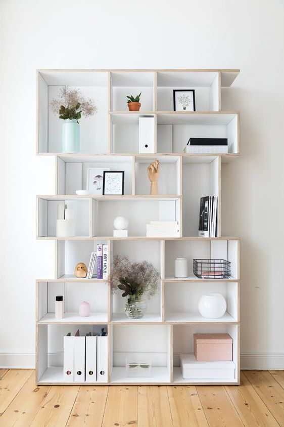 Simplicity Bookshelves With Modern Design For Living Room For Modern Living Room Bookshe Bookshelves In Living Room Living Room Bookcase Modern Bookcase Design