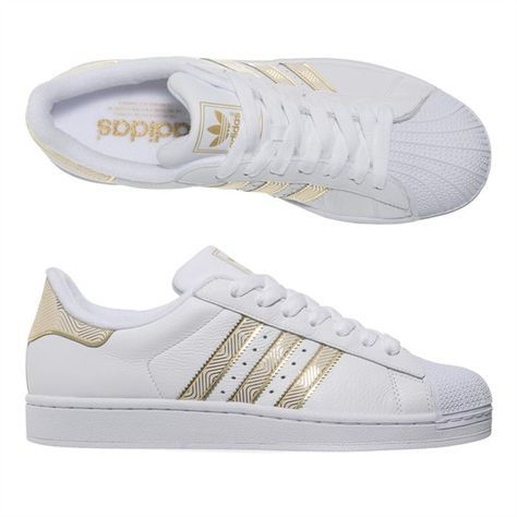 Adidas Holographique Femme Chaussures Dentelle Superstar