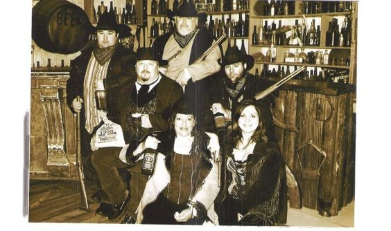NPI Paranormal Investigations .....thats me on the bottom right...