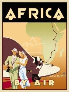 vintage travel posters. love.: