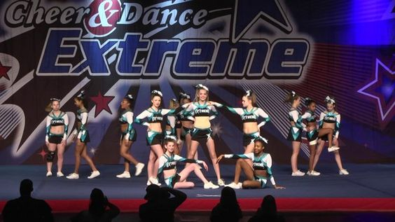 cheer extreme silver bullets - Google Search
