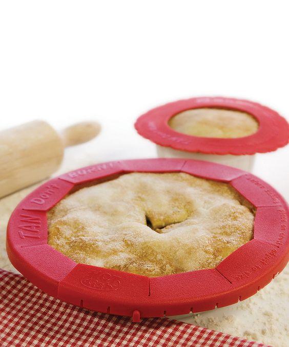 Look what I found on #zulily! One-Piece Adjustable Pie Shield by Talisman Designs #zulilyfinds