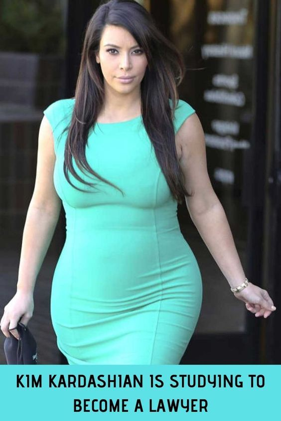 Kim Kardashian Is Studying To Become A Lawyer Celebrity Look
