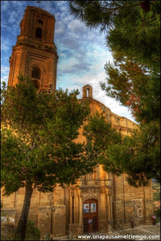 Corbera del Ebro.)