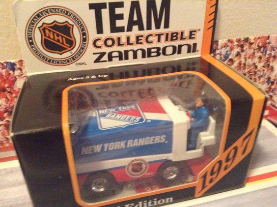 New York Rangers - 1997