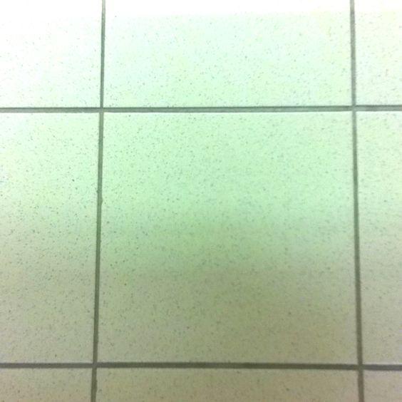 Tiles make the world flat