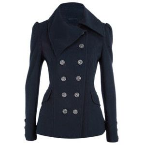 So cute!  I love fitted jackets!