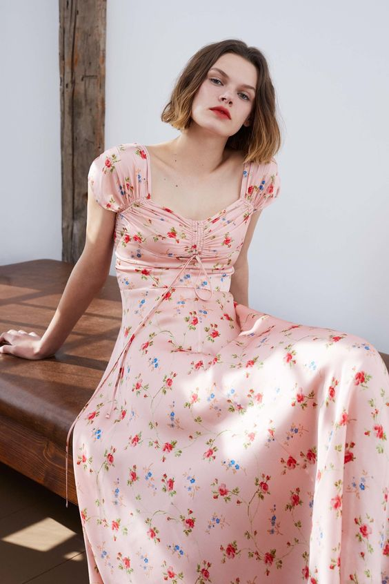 Jill Stuart коллекция | Коллекции весна-лето 2018 | Нью-Йорк | VOGUE