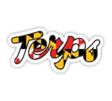 Terps 3 Sticker