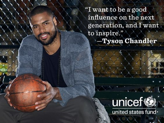This week, NBA star and Olympian Tyson Chandler is joining us on a field visit in Tanzania to see how we save children's lives!