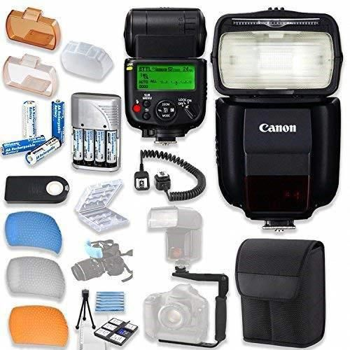 Canon Speedlite 430ex Iii Rt Flash With Canon Speedlite Case Ttl Cord Flash L Bracket F Charger Accessories Dead Car Battery Rechargeable Battery Charger