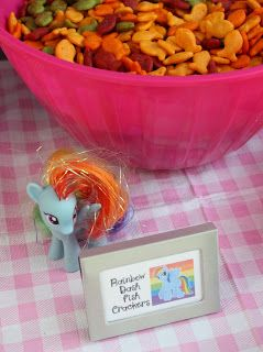 Chocolate on Toast: My Little Pony Party