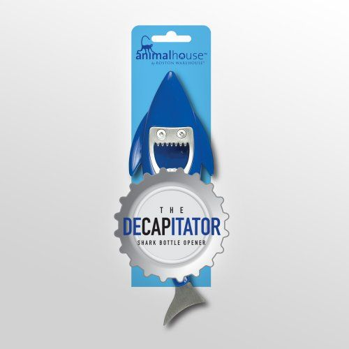 Find it at the Foundary - The Decapitator Shark Bottle Opener