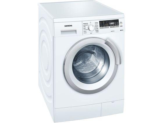 Siemens WM16S443 Stand Waschmaschine Weiß bei moebelplus
