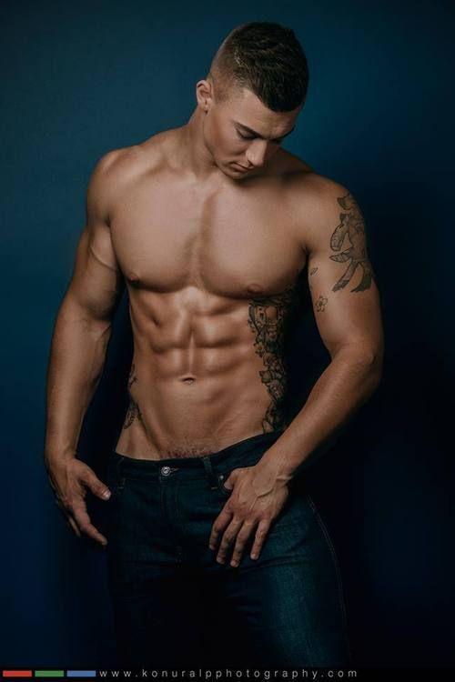 Davey Koch  by Onder Konuralp  Muscles