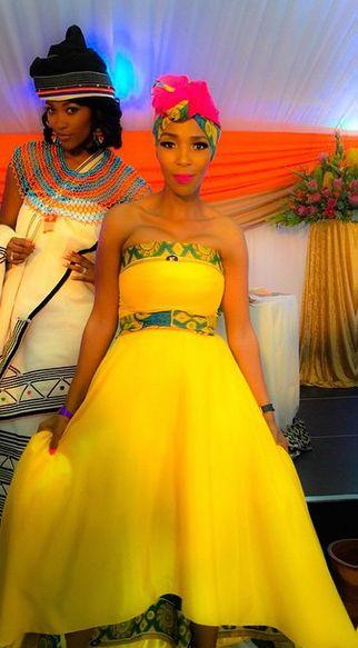 Rosette Ncwana Wedding Dress Designer