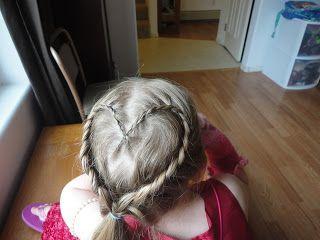 Claire's Hair: Heart Hair part 2