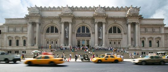 The Metropolitan Museum of Art. Largest museum in the world!!
