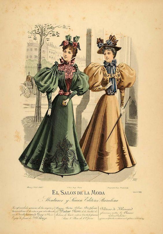 Períodos na história da moda
