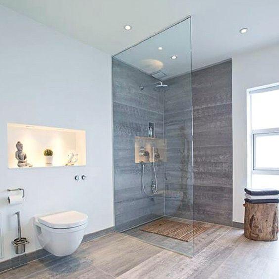 So beautiful bathroom  #bathroom #bathroomdesign #kohler #americanstandard #toilet #boonthavorn #homepro #ikea #thaiwatsadu #cottostudio #scg #homedecor #homeinterior #interiordesign #homedecoration #vogueliving #casa #mansion #luxuryhome #interior #shower #tile #eleganthome #elledecoration #vogueliving #dwell