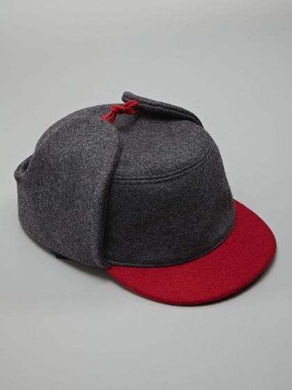 Keith Wool Cap by Hixsept on Gilt