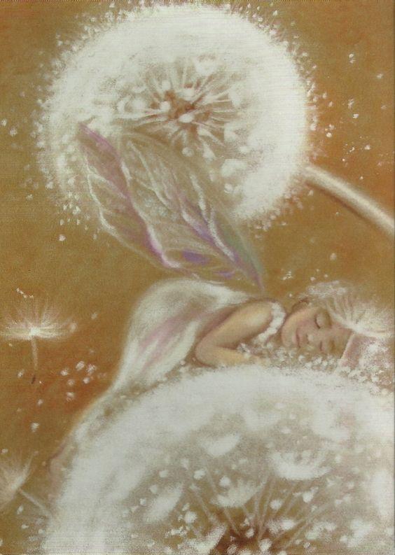 """""""A Flower Fairy"""" par Annet Loginova"""