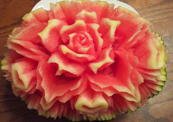 Heart flower melon