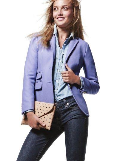 Denim on Denim - Nov 2012 Style Guide