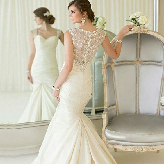 http://www.ckdress.com/luxury-beaded-straps-fit-and-flare-sweetheart-wedding-dresses-with-illusion-back-p-523.html