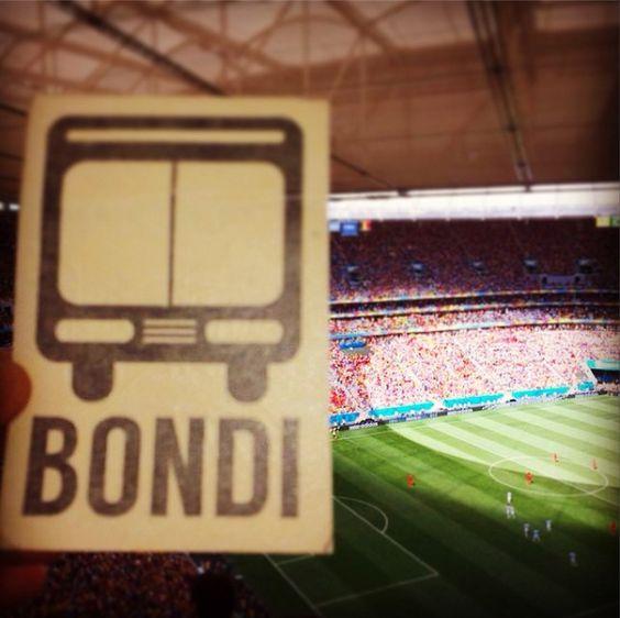 #bondiporelmundo #argentinavsbelgica #fifaworldcup #brasil