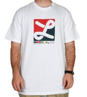 LRG-Team Player Tee White http://www.defyboardshop.com/shop/pc/LRG-Team-Player-Tee-White-438p73369.htm