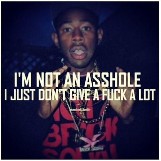 Tyler The Creator Quotes Tyler The Creator Quote.i Know Someone Like This  Quotes I .