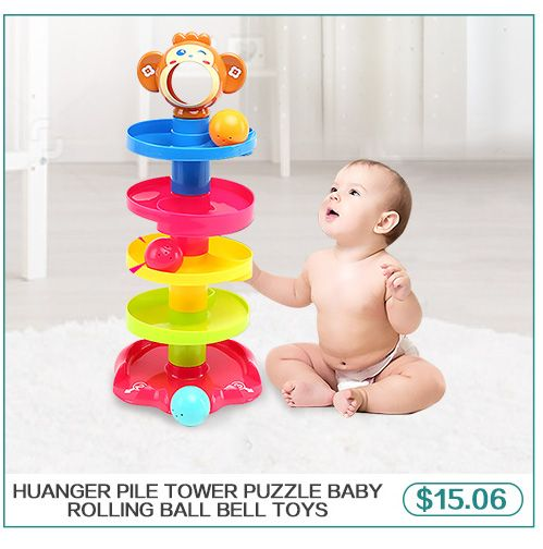 Huanger Baby Bed Bell 0 1 Year Old Newborn 0 12months Toy Rotating Music Hanging Baby Rattle Bracket Set Baby Crib Mobile Holder Kid Shop Global Kids Baby Baby Cribs