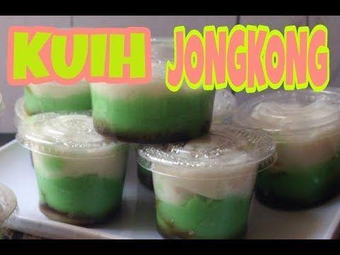 Kuih Jongkong Mudah Dan Sedap Dahlias Kitchen Youtube