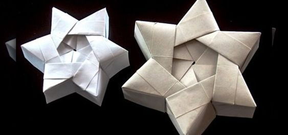 This origami video demonstrates the locking of the modules, which is quite essential to get a box that you can actually use. Diagram: http://glynnorigami.co.uk/Starbox1.htm Barbabellaatje has been providing us with origami instructional videos for the past year. Always exciting to see a new origami video from this Dutch artist. This origami video demonstrates the folding of an origami christmas star box. Enjoy this origami tutorial video by barbabellaatje.