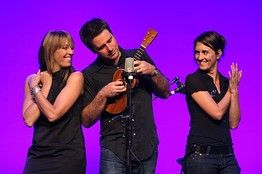 The Waifs at Jongleurs Bristol in 2005