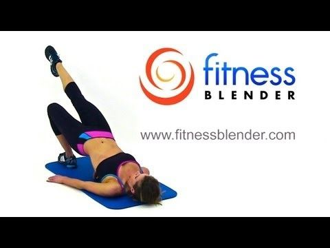 LOWER BODY: 32 Minute Lower Body Tabata Workout - HIIT Workout to Burn Belly Fat  Tone Glutes  Thighs
