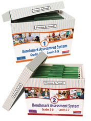 FREE Informational Webinar: Benchmark Assessment Systems and The Continuum of Literacy Learning PreK-8. In this 35 minute informational webinar we will show you how the Benchmark Assessment Systems are teachers best resource for determining reading levels, placing students on the F&P Text Level Gradient, assessing and understanding students reading performance, and connecting assessment to instruction.
