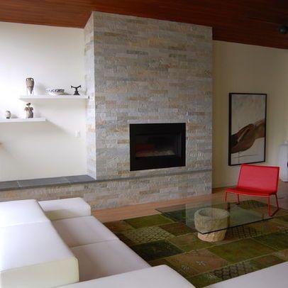 fireplace refacing idea home sweet home pinterest