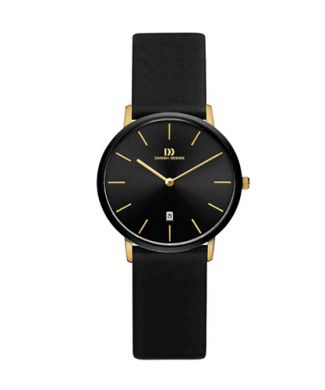 80c807335ab Minimalist watches for women   Danish-Design-IV15Q1030-Stainless-Steel-with-Ceramic-Case-Black-Dial-Women s-Watch